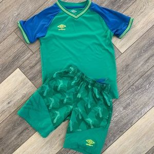 Umbro outfit